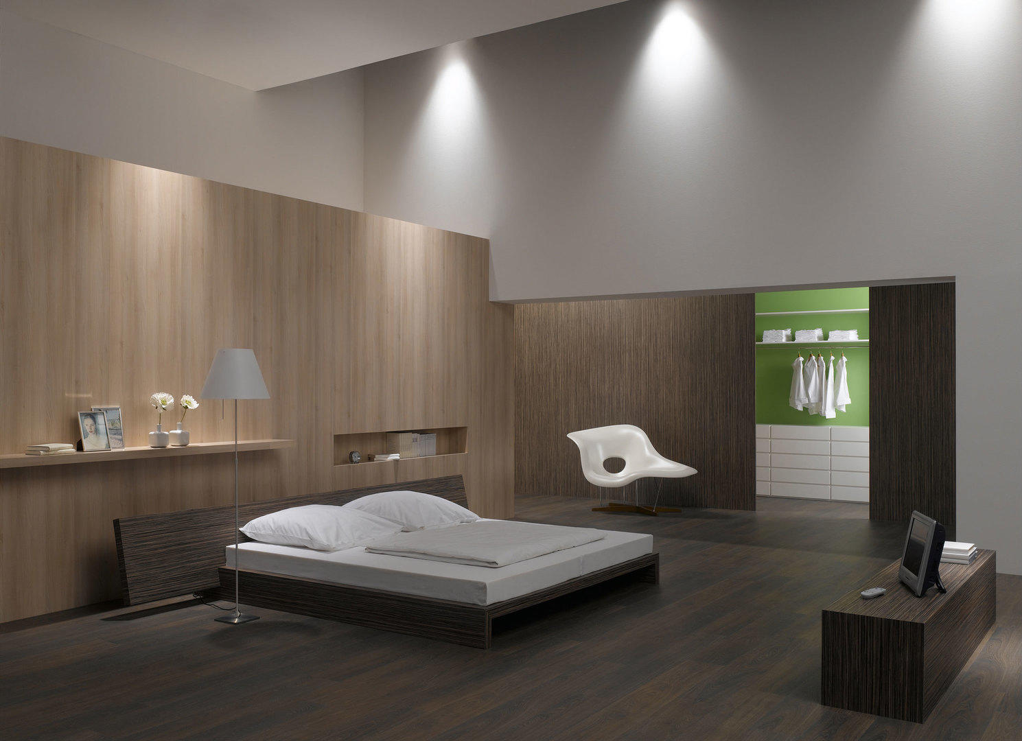 Schlafzimmer - Wohnwelten   Nordic Design Tischlerei GmbH - Greifswald